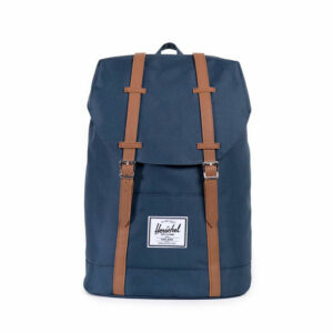 Herschel Retreat Navy/Tan-0
