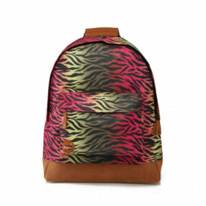 Mi-Pac Hot Zebra Rainbow