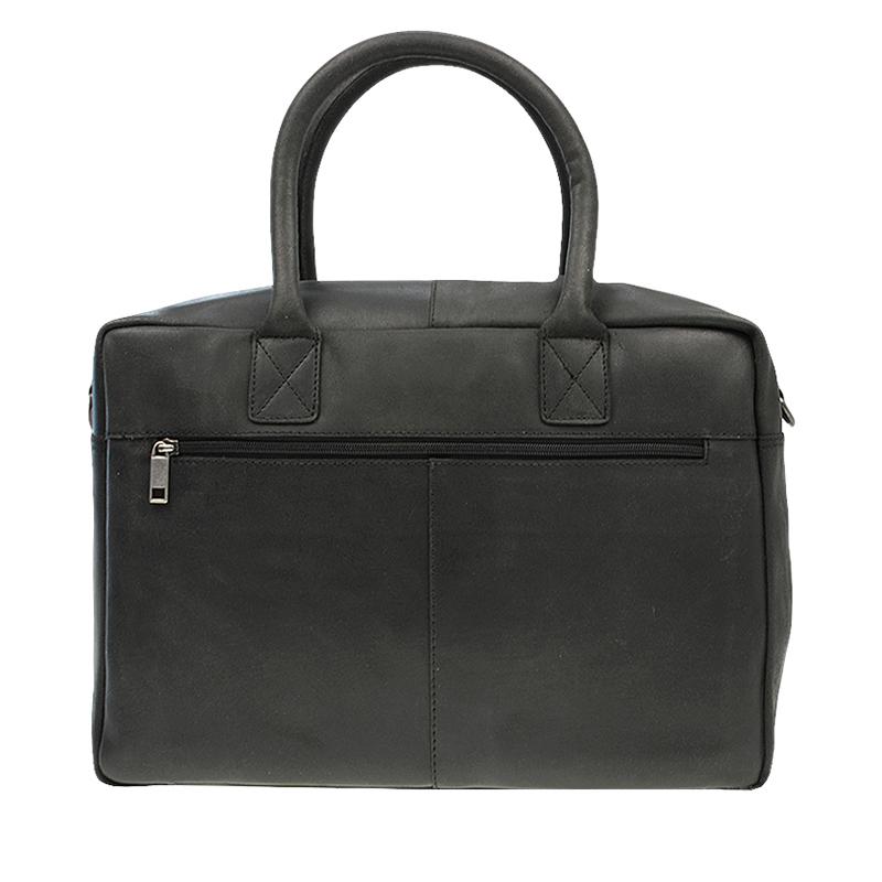 Burkely Vintage Mitch Laptoptas Black-67158