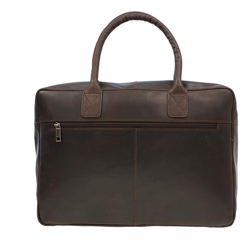Burkely Vintage Mitch Laptoptas Dark Brown-67160