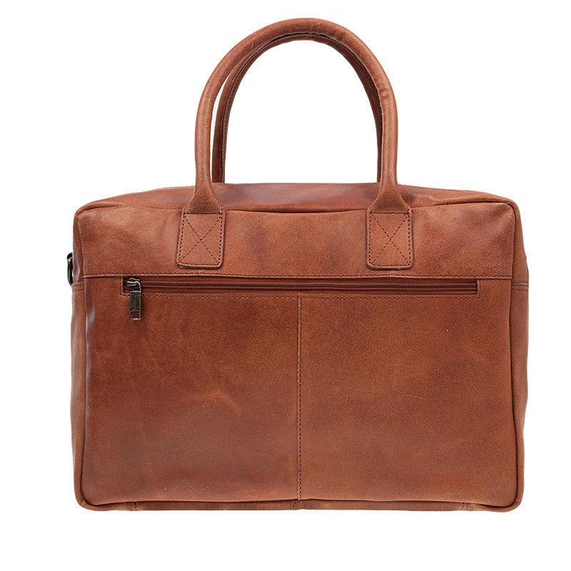 Burkely Vintage Mitch Laptoptas Cognac-93627