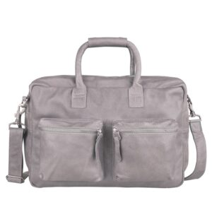 Cowboysbag The Bag Grey-0
