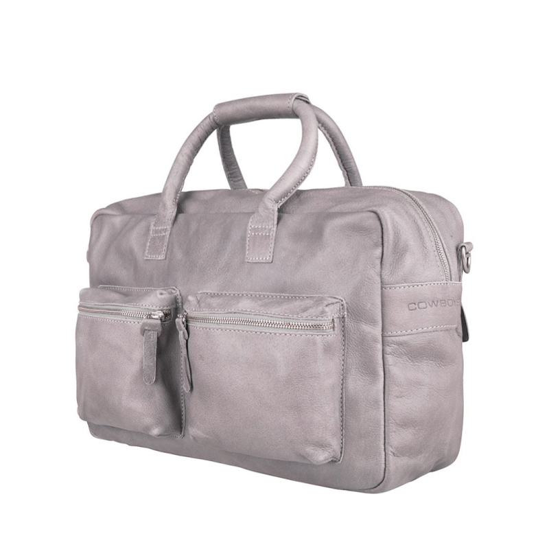 Cowboysbag The Bag Grey-165877