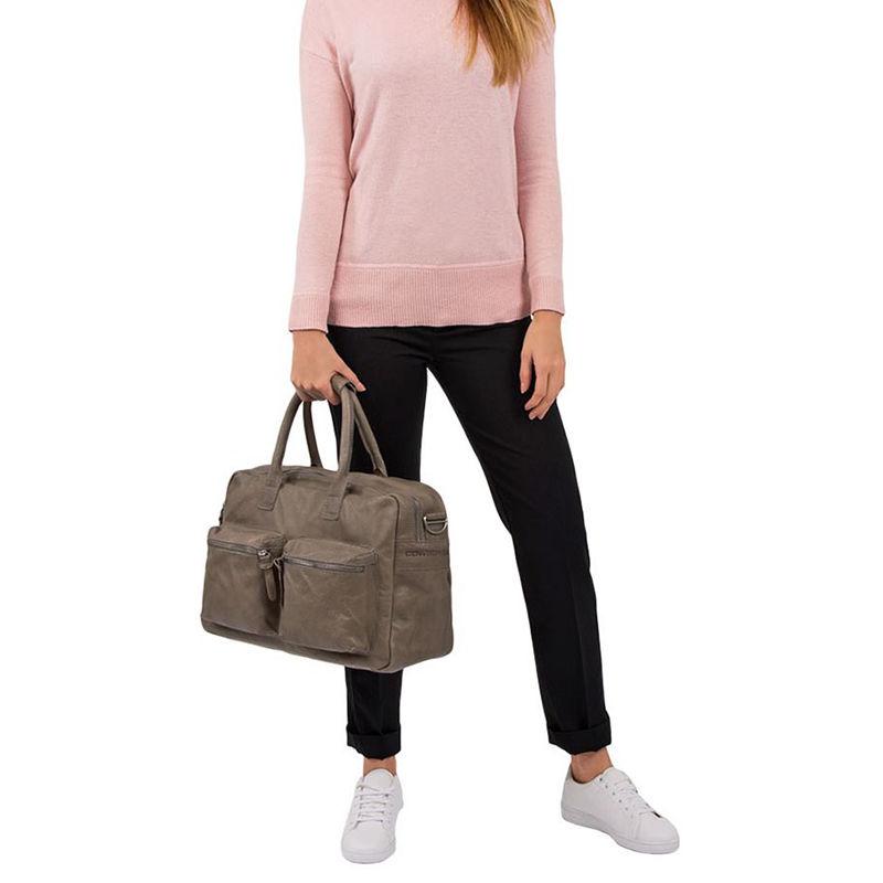 Cowboysbag The Bag Elephant Grey-103483