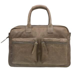 Cowboysbag The Bag Elephant Grey-0