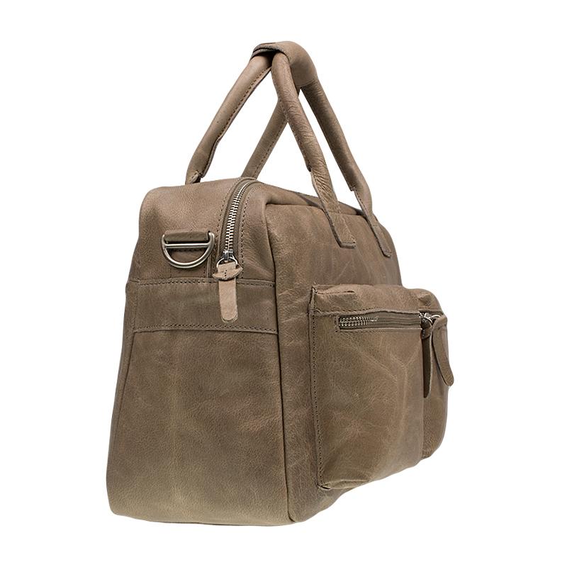 Cowboysbag The Bag Elephant Grey-62471
