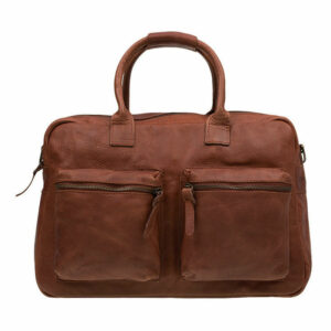 Cowboysbag The Bag Cognac-0