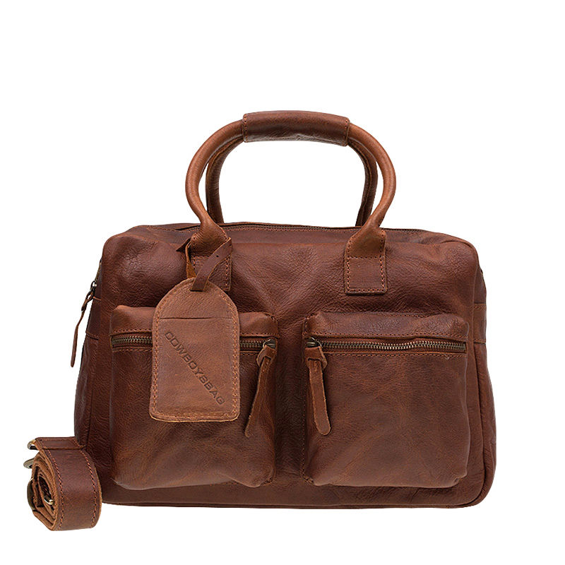 Cowboysbag The Bag Small Cognac-93363