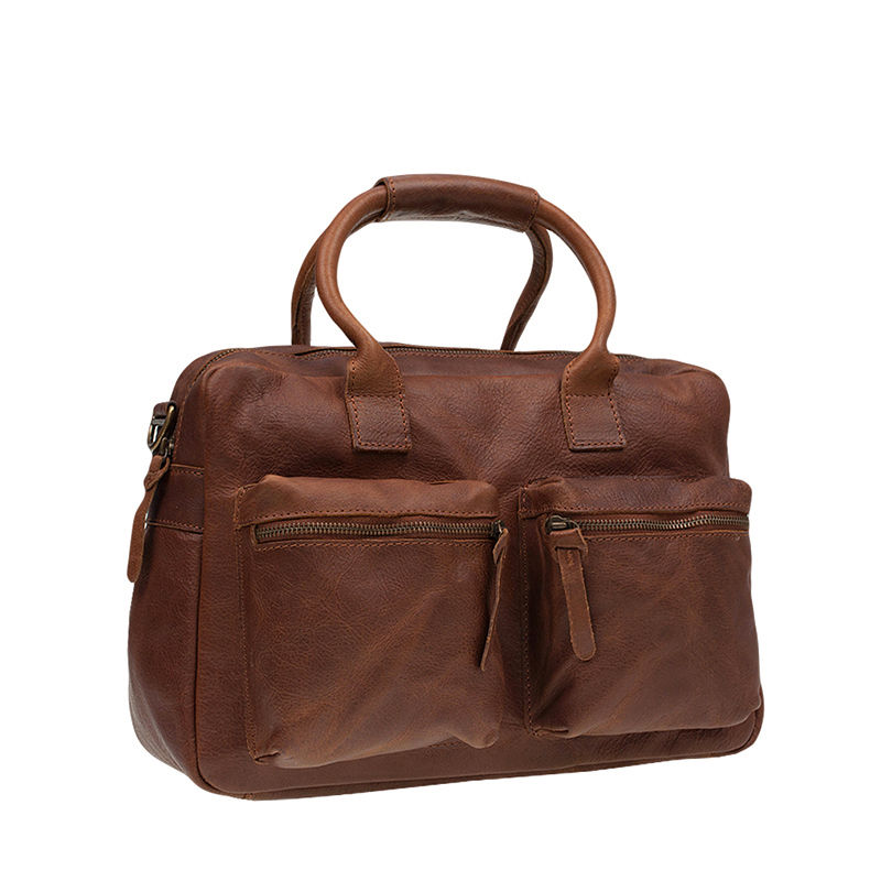 Cowboysbag The Bag Small Cognac-93365