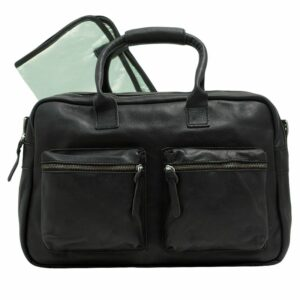 Cowboysbag The Diaperbag Black-0