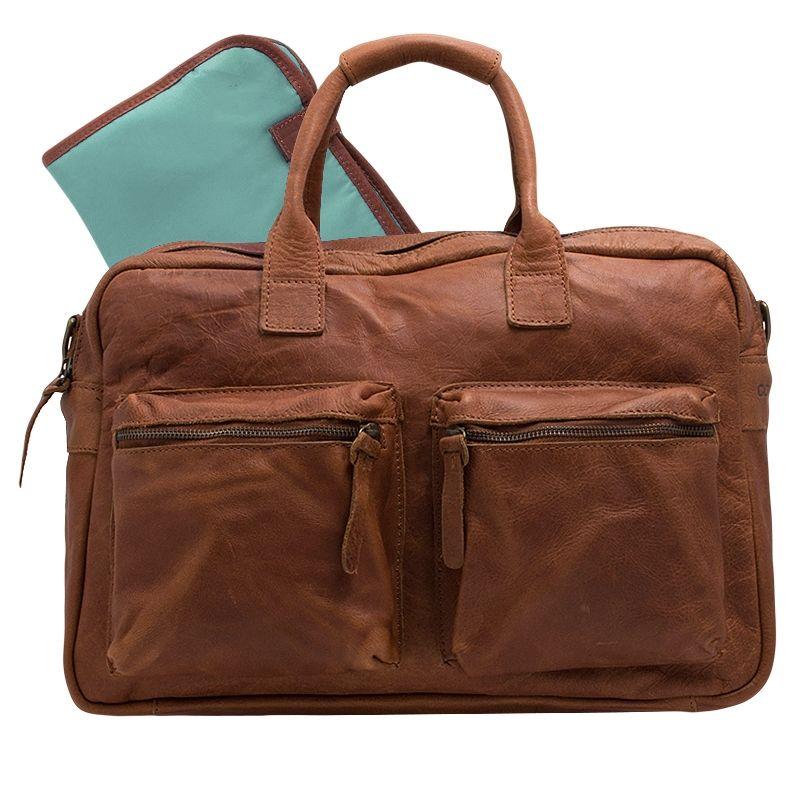 Cowboysbag The Diaperbag Cognac-0