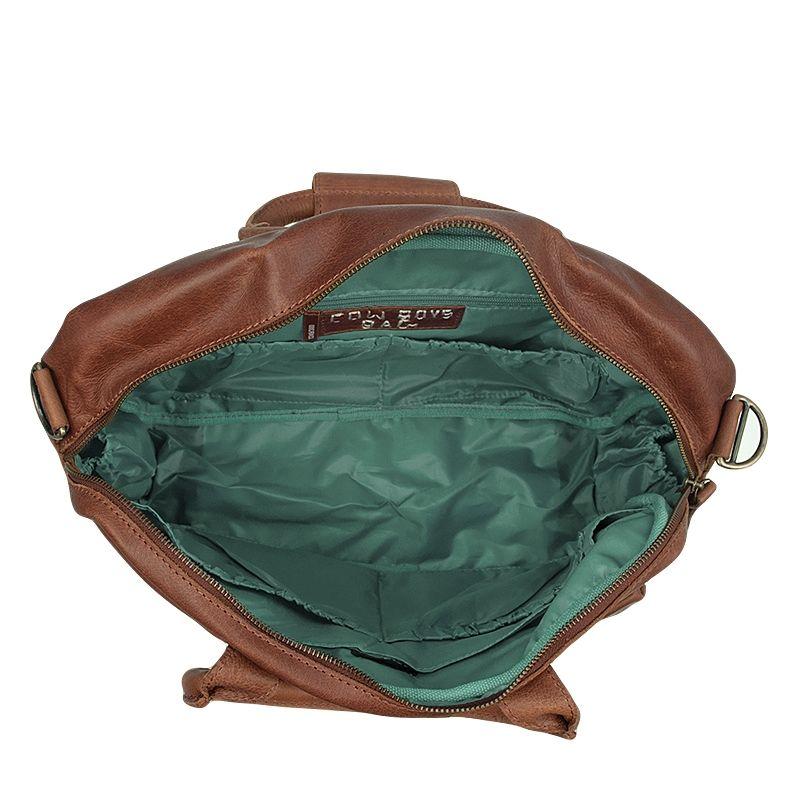 Cowboysbag The Diaperbag Cognac-130462