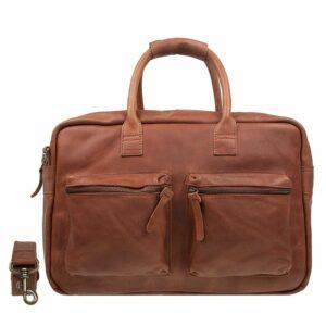 Cowboysbag The College Bag Cognac