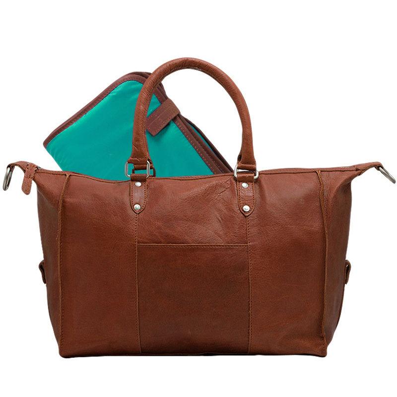 Cowboysbag Diaperbag Stonehaven Cognac-0