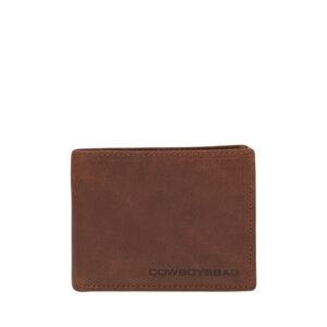 Cowboysbag Wallet Comet Cognac-0