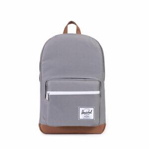 Herschel Pop Quiz Grey/Tan-0