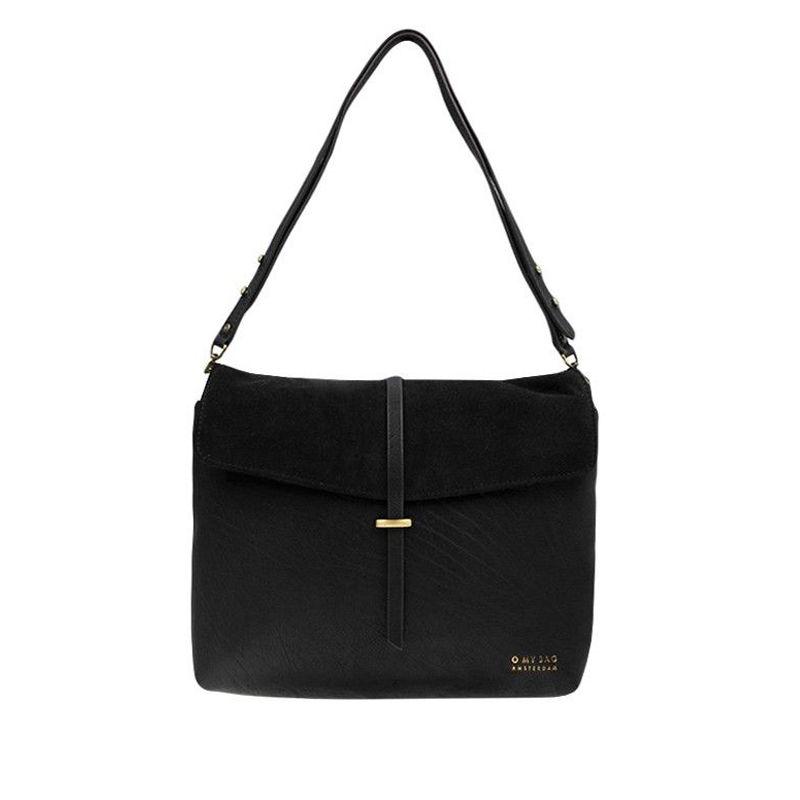 O My Bag Ella Midnight Black-0