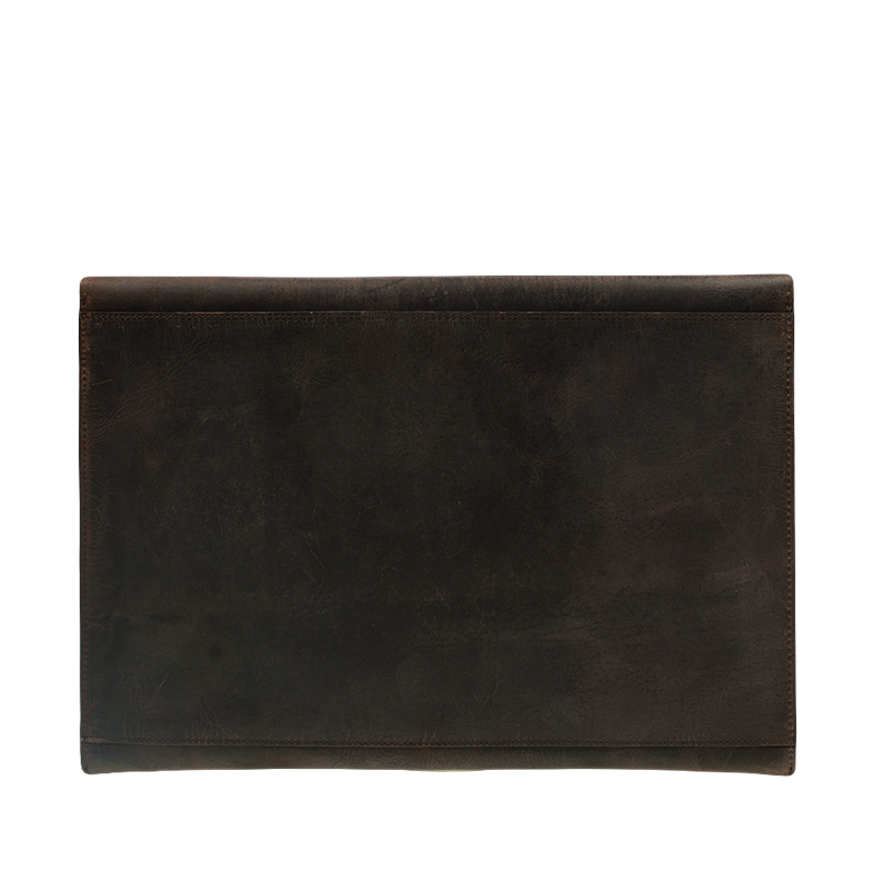 O My Bag Laptop Sleeve 15inch Dark Brown-64155