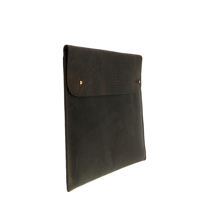 O My Bag Laptop Sleeve 15inch Dark Brown-64158
