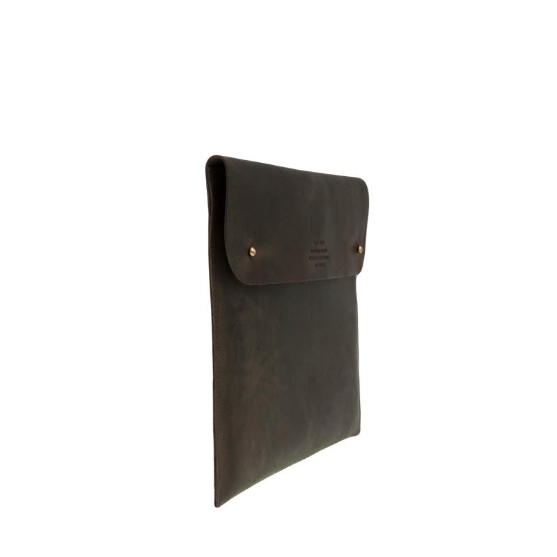 O My Bag Laptop Sleeve 13inch (Dark Brown)