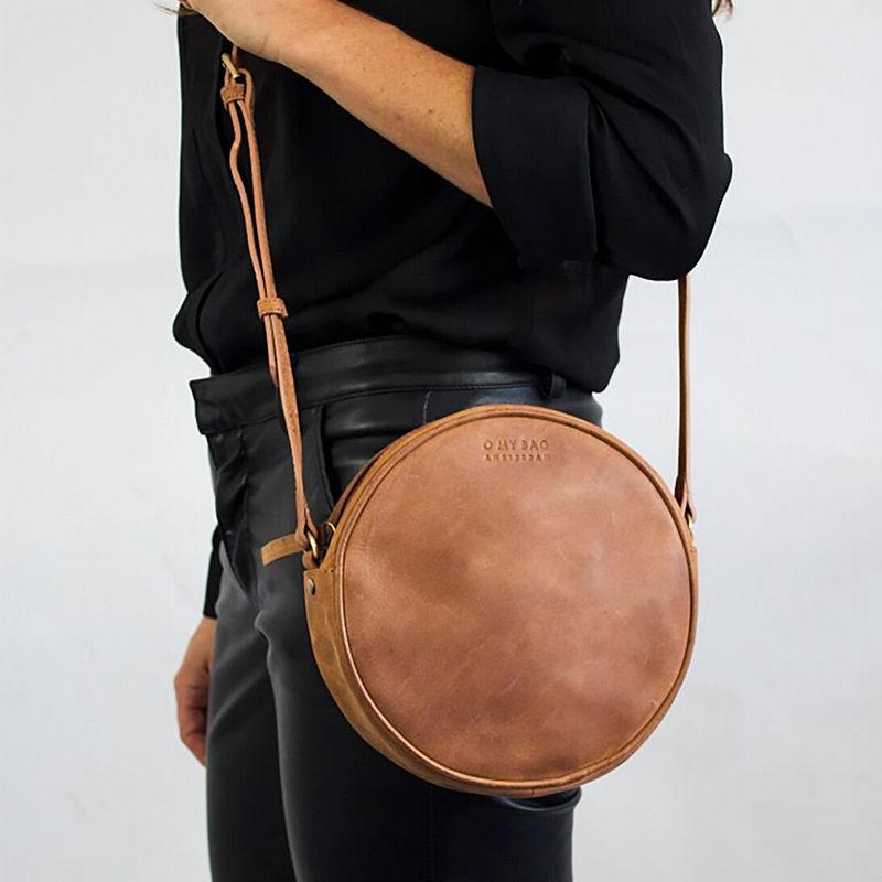 O My Bag Luna Bag Camel-104988