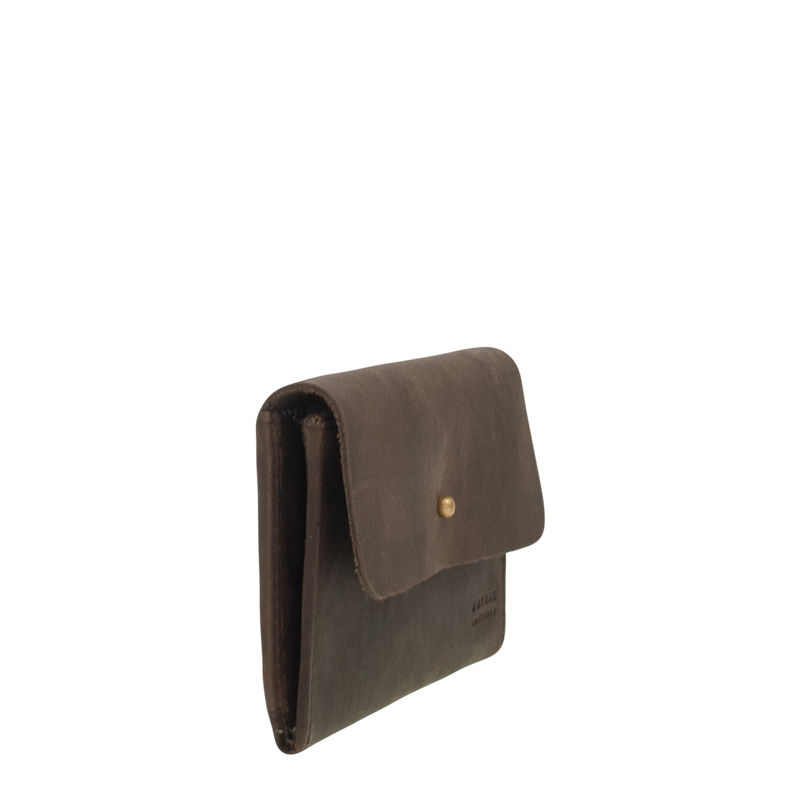 O My Bag Pixies Pouch Dark Brown-75225