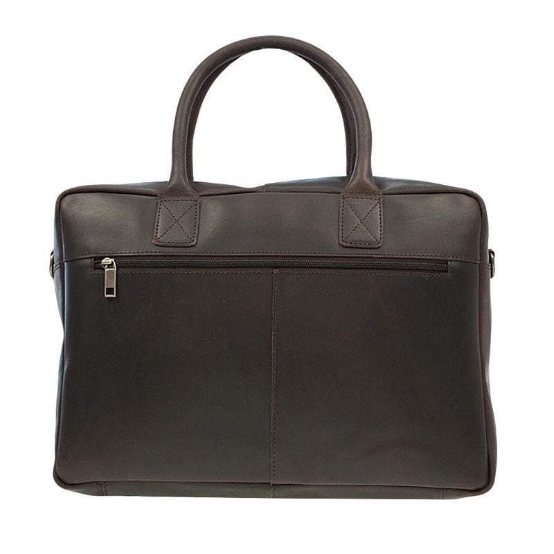 Burkely Vintage Finn Laptoptas Dark Brown-76909