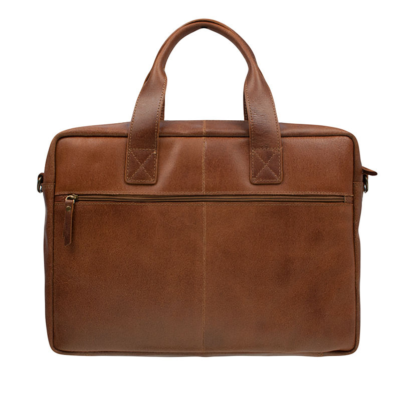 Burkely Vintage River Laptoptas Cognac-78857