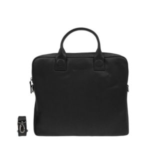 DSTRCT Fletcher Street Business Bag Black-0