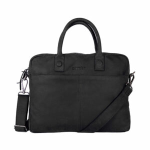 DSTRCT Wall Street 14″ Laptop Bag Black