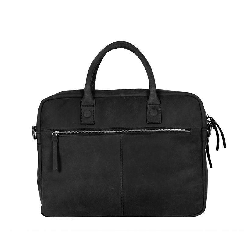 "DSTRCT Wall Street 15"" Laptop Bag Black-85484"
