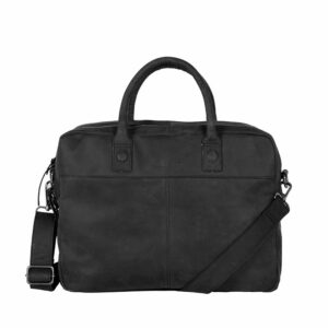 "DSTRCT Wall Street 15"" Laptop Bag Black-0"