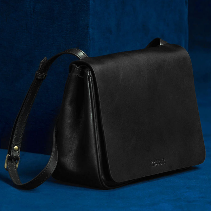O My Bag The Lucy Classic Black-104978