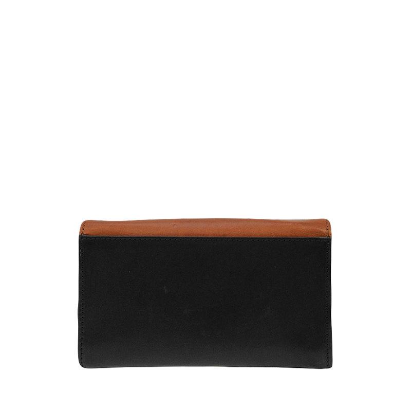 O My Bag Josephine Classic Black and Camel-87368