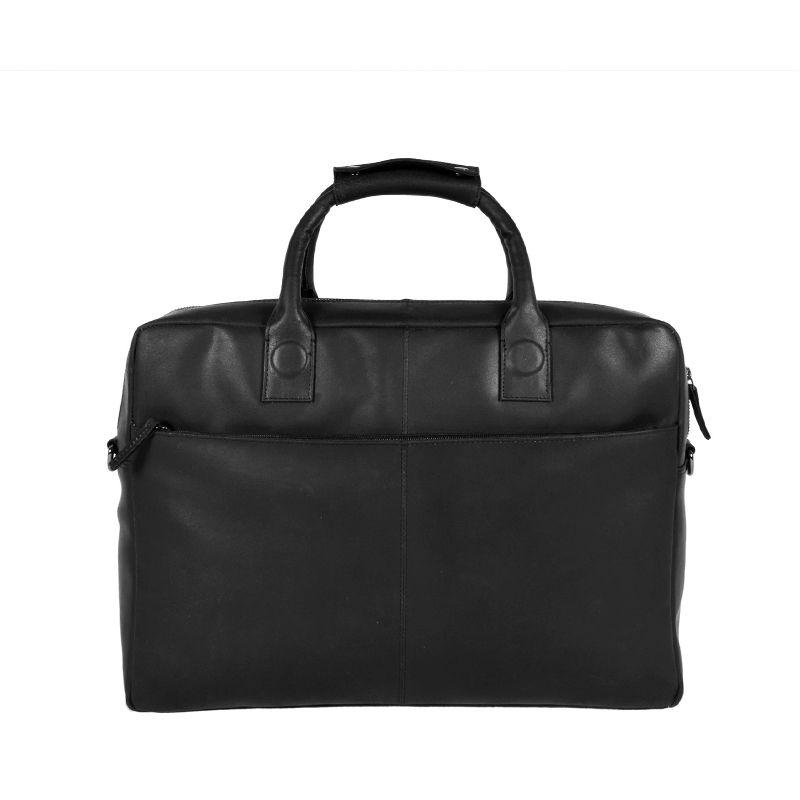DSTRCT Fletcher Street 17'' Business Bag Zipper Black-89537