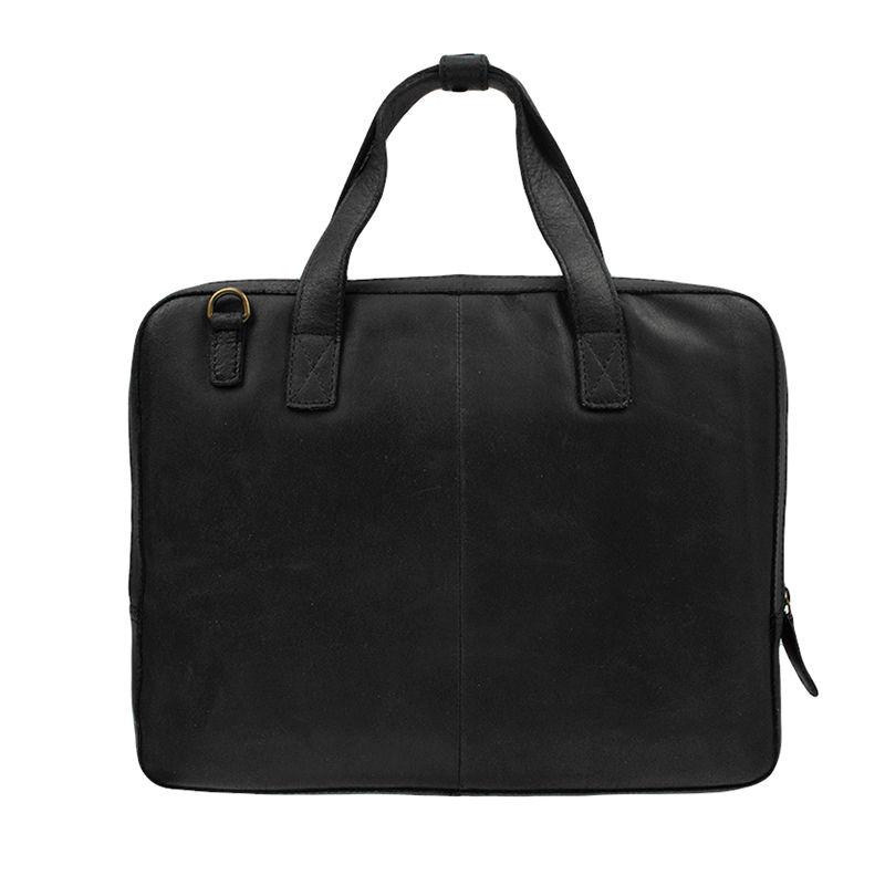 Burkely Vintage Noa Laptoptas Black-91377