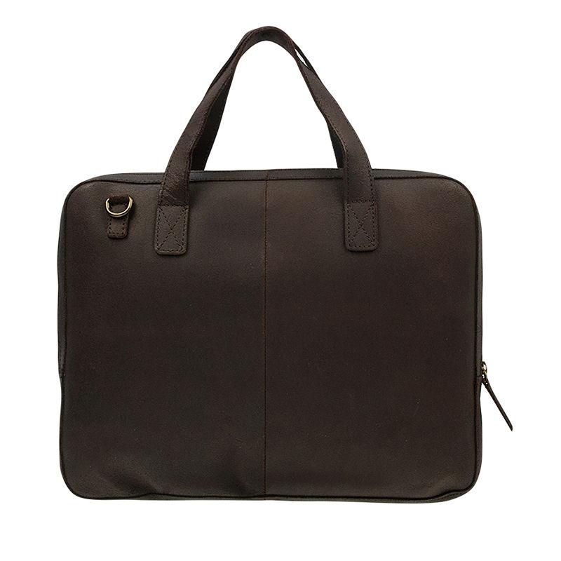 Burkely Vintage Noa Laptoptas Dark Brown-91406
