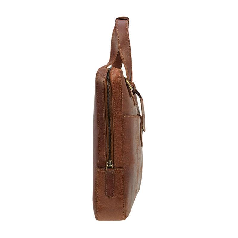 Burkely Vintage Noa Laptoptas Cognac-91421