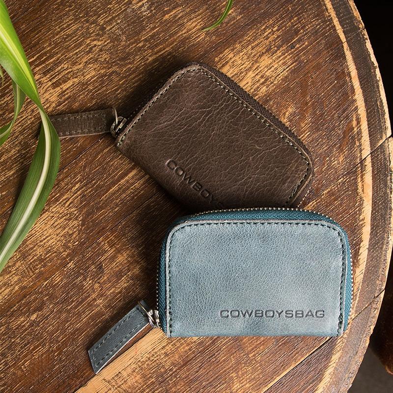 Cowboysbag Purse Holt Storm Grey-157086
