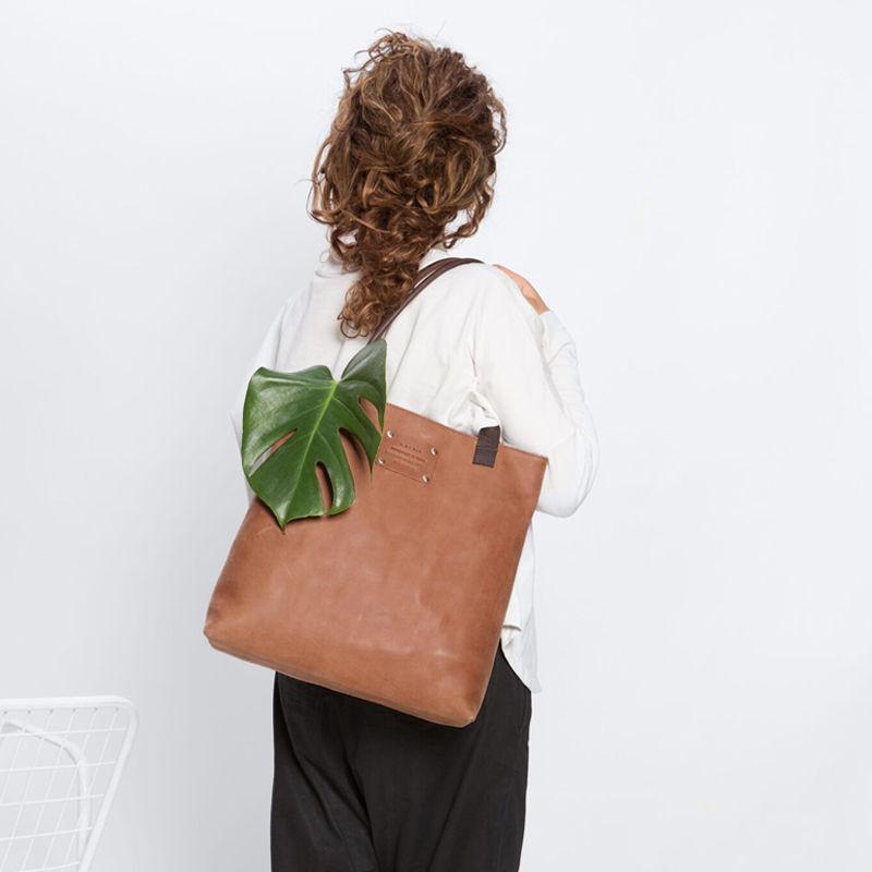 O My Bag Posh Stacey Midi Camel-104966
