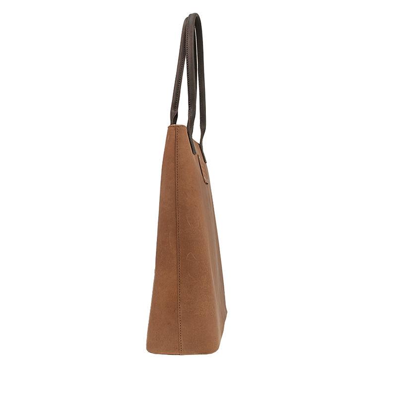 O My Bag Posh Stacey Midi Camel-103145