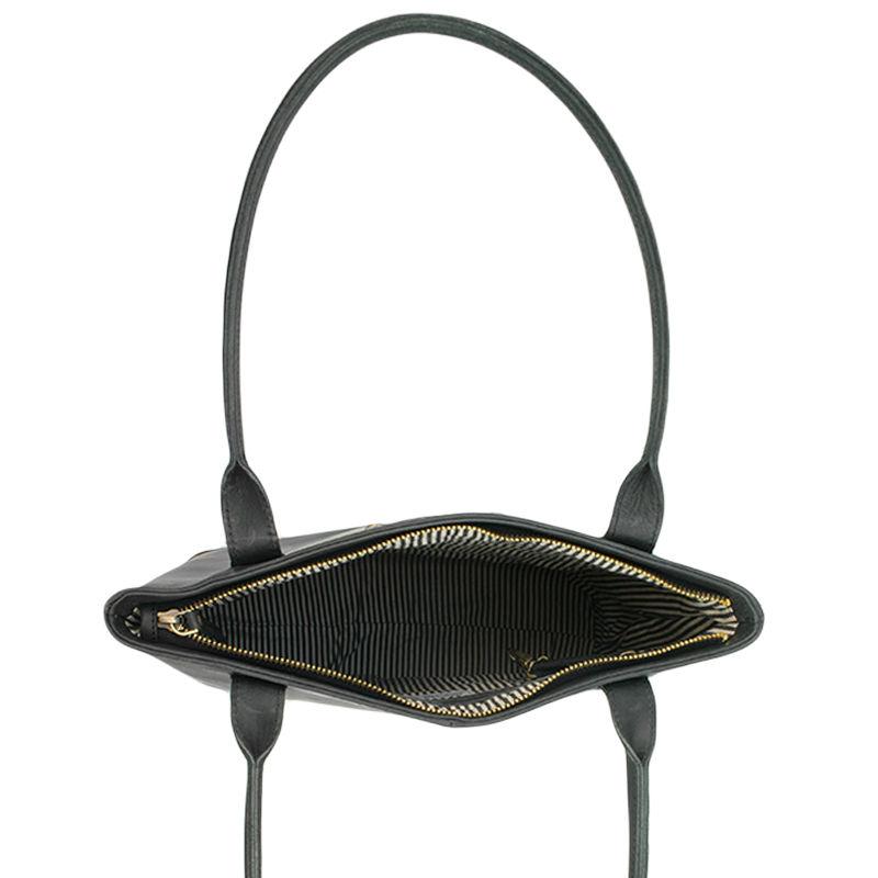 O My Bag Posh Stacey Midi Black-103285