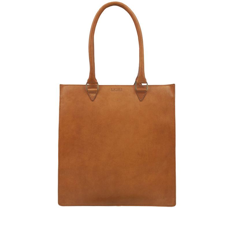 O My Bag Mila Shopper Eco Classic Camel-0