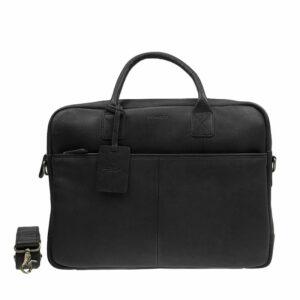 Burkely Antique Avery Laptoptas 15″ Black