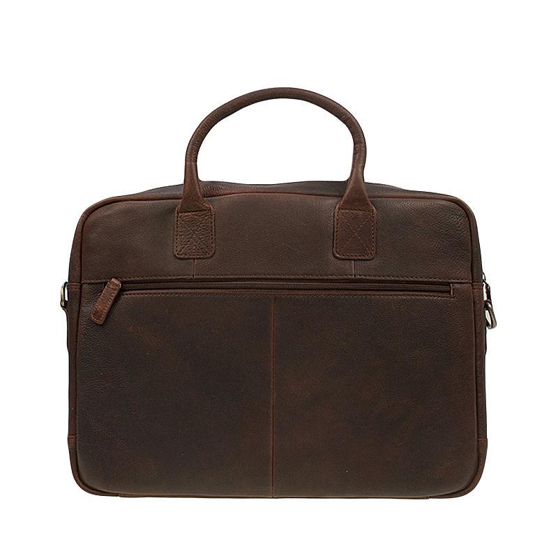 "Burkely Antique Avery Laptoptas 15"" Brown-105775"
