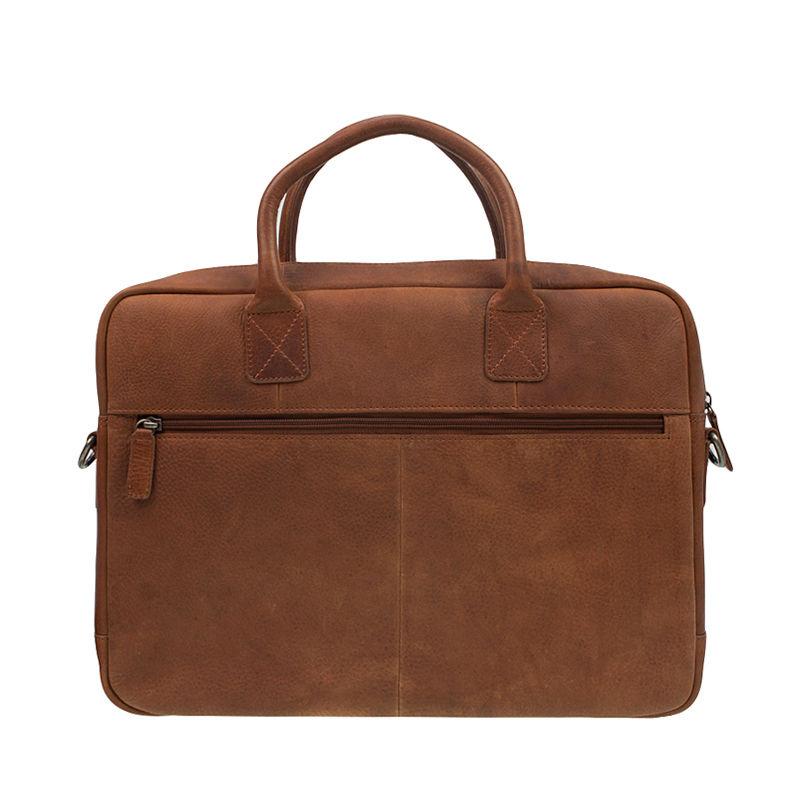 "Burkely Antique Avery Laptoptas 15"" Cognac-105788"