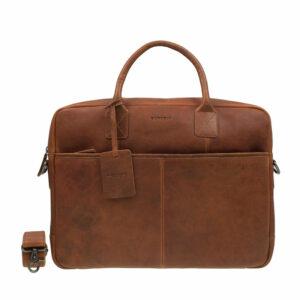 Burkely Antique Avery Laptoptas 15″ Cognac