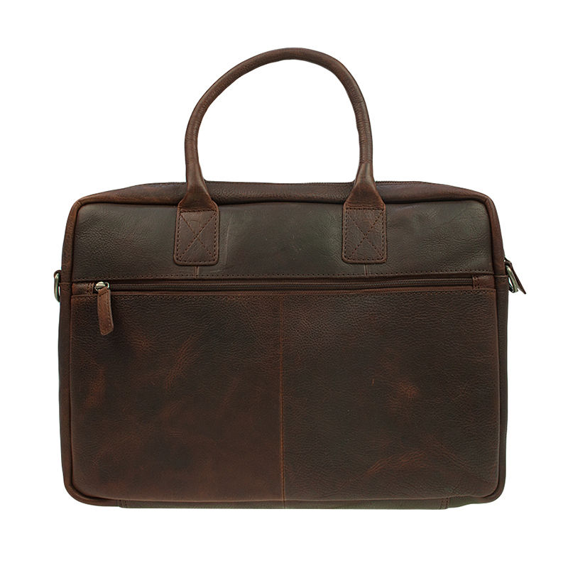 """Burkely Antique Avery Worker 15"""" Brown-105845"""