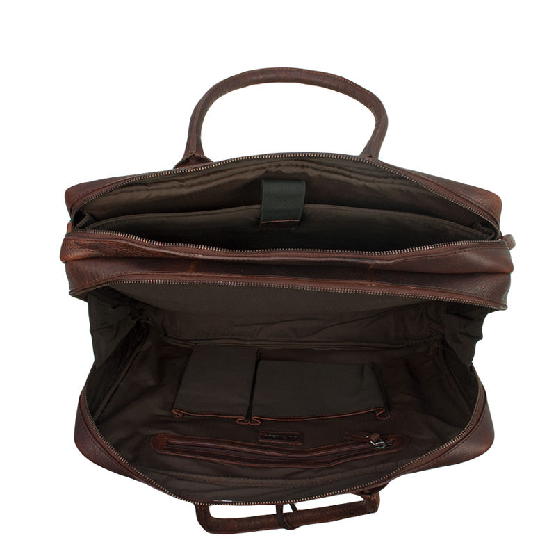 """Burkely Antique Avery Worker 15"""" Brown-105847"""
