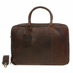 """Burkely Antique Avery Worker 15"""" Brown-0"""